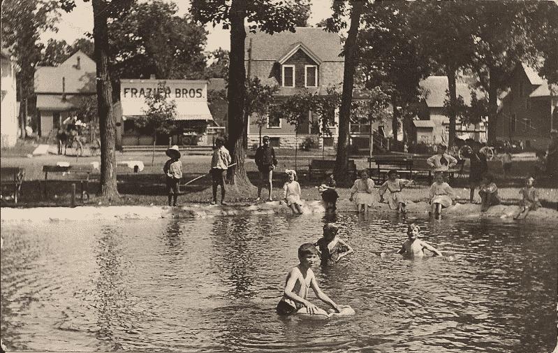 FDL Taylor Park - Historic Pond
